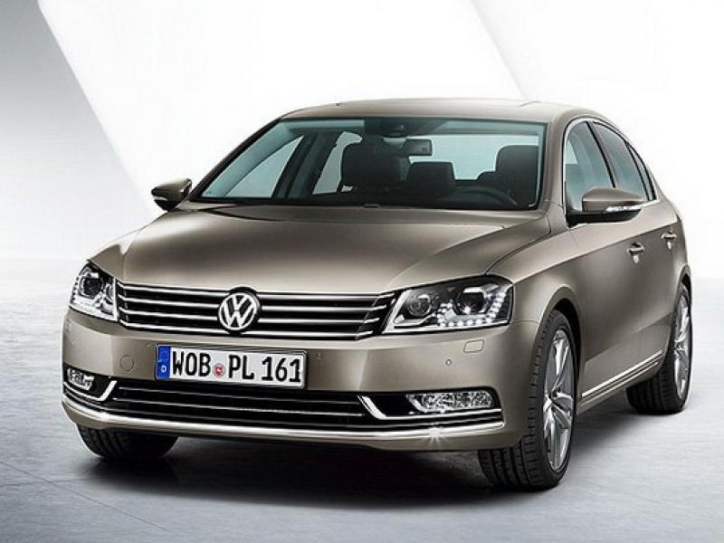 Volkswagen Passat В7
