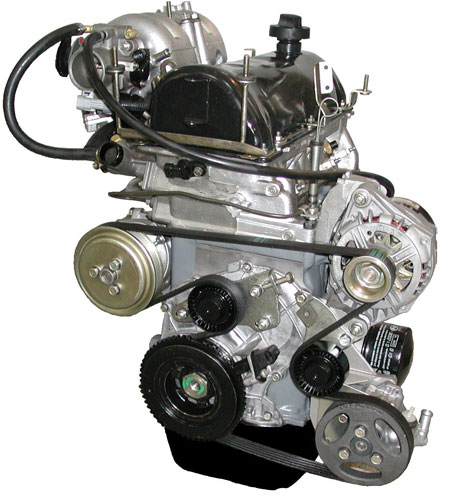 ВАЗ 2107: тюнинг двигателя