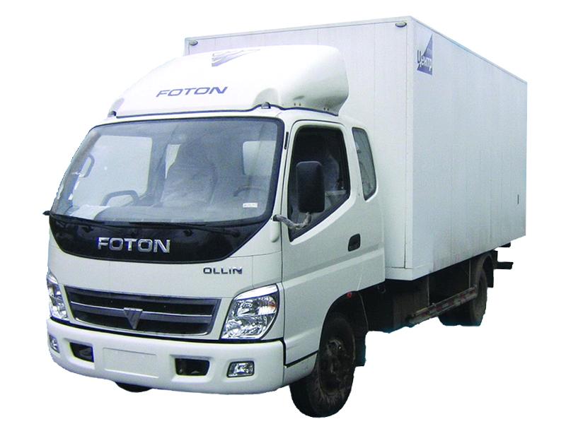 Китайский грузовик Foton