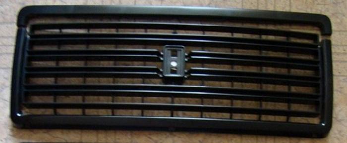 ВАЗ 2107: тюнинг решетки своими руками