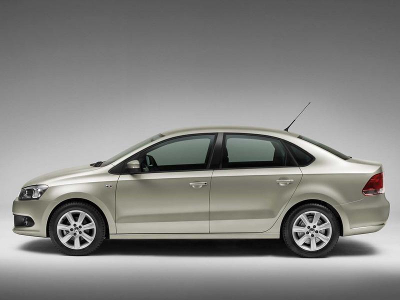 Volkswagen polo фото 10