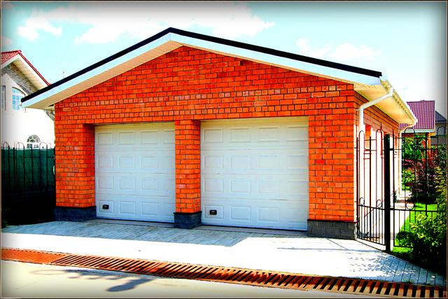 идеальный гараж